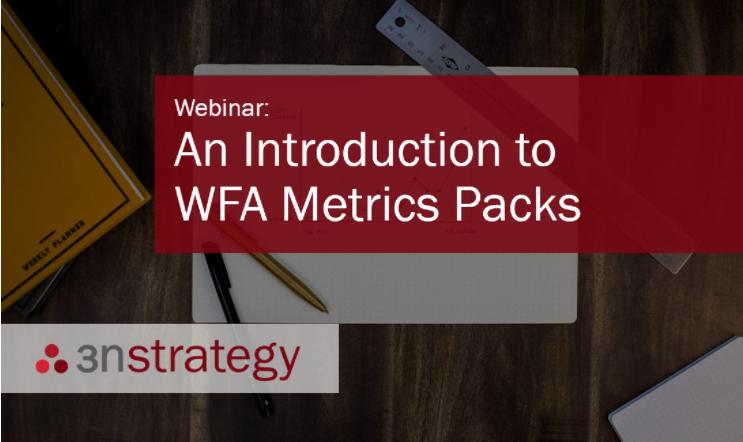 Introduction to SuccessFactors Workforce Analytics Metrics Packs